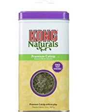Kong Naturals Premium Catnip, 56.7 grams (Packaging may vary)