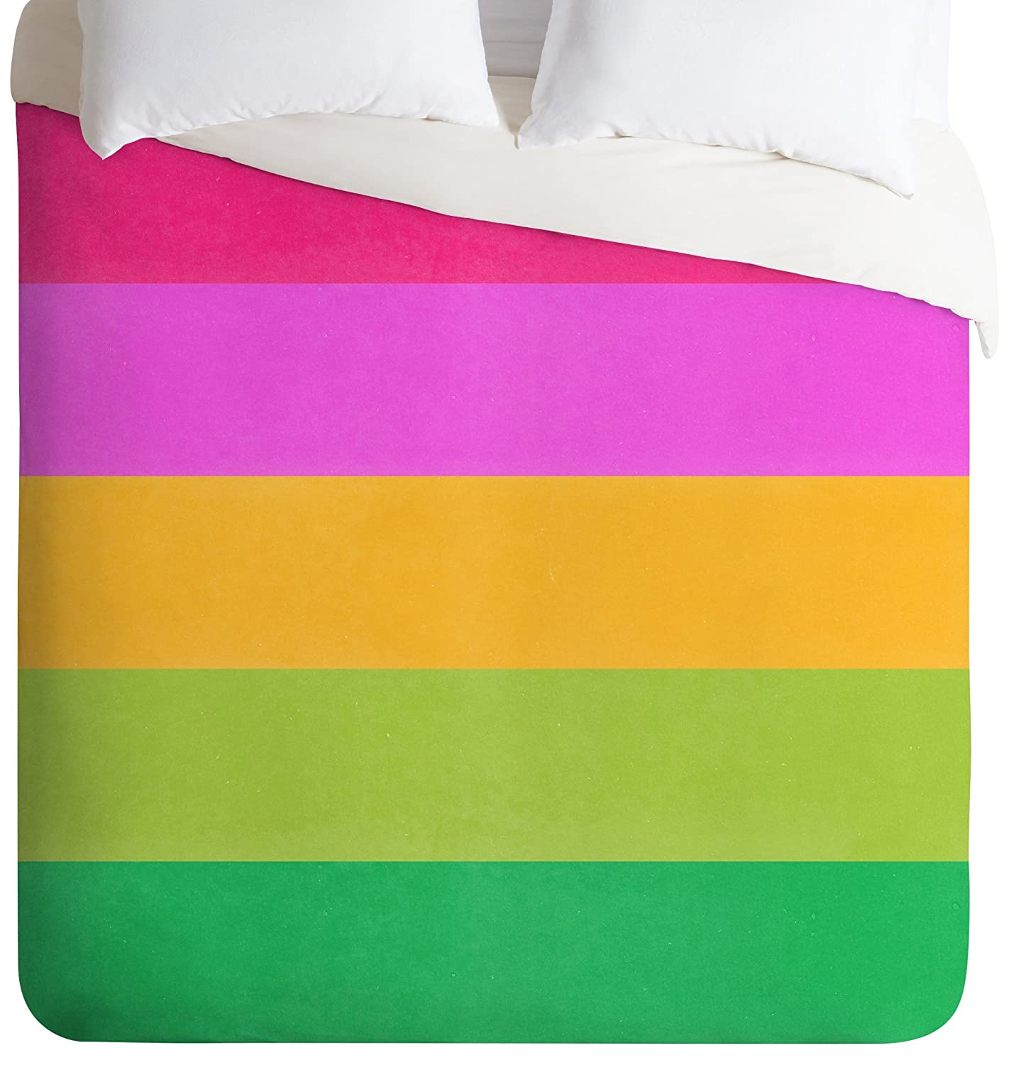 Buy Deny Designs Garima Dhawan Mindscape 7 Duvet Cover Queen Online At Low Prices In India Amazon In