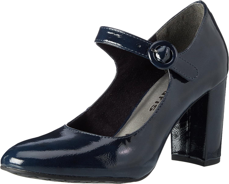 TALLA 37 EU. Tamaris 24413, Zapatos de Tacón para Mujer
