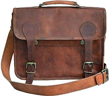 leather messenger bag briefcase laptop satchel travel shoulder laptop bag duffle holdall mens birthday gift ersonalized leather satchel