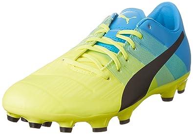 Puma EvoPower 3.3 AG, Herren Fußballschuhe, Gelb (Safety Yellow-Black-Atomic