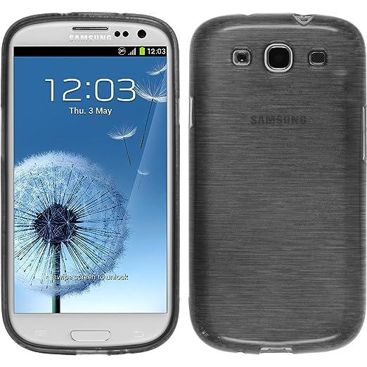 127 opinioni per PhoneNatic Custodia Case Per Samsung Galaxy S3Neo Custodia Silicone Brushed