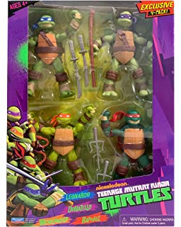 Amazon.com: Teenage Mutant Ninja Turtles: Paleo Patrol ...