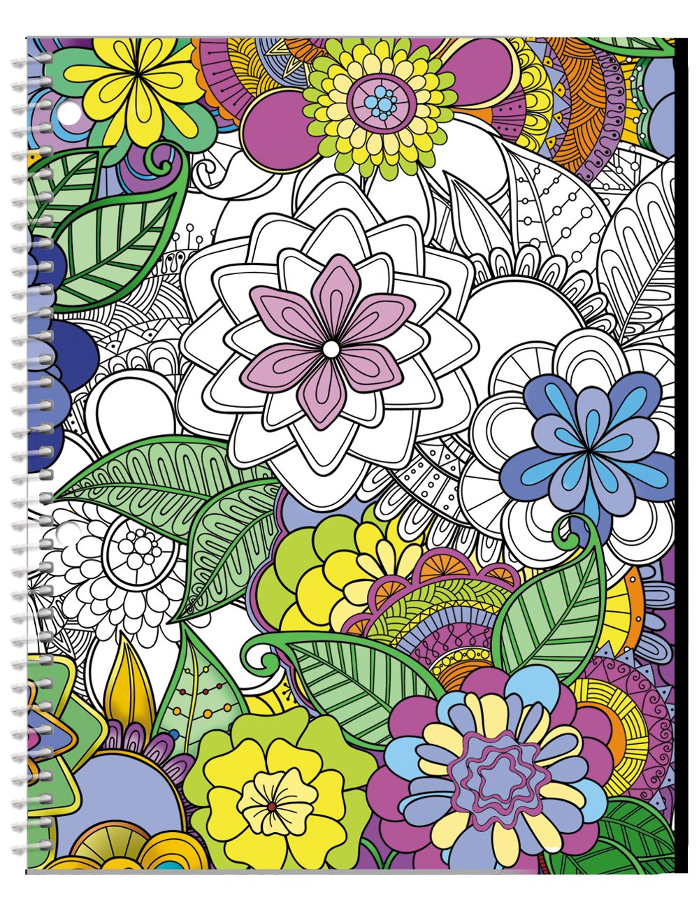 Amazon.com: Adult Coloring Journal - An Adult Coloring Journal with ...