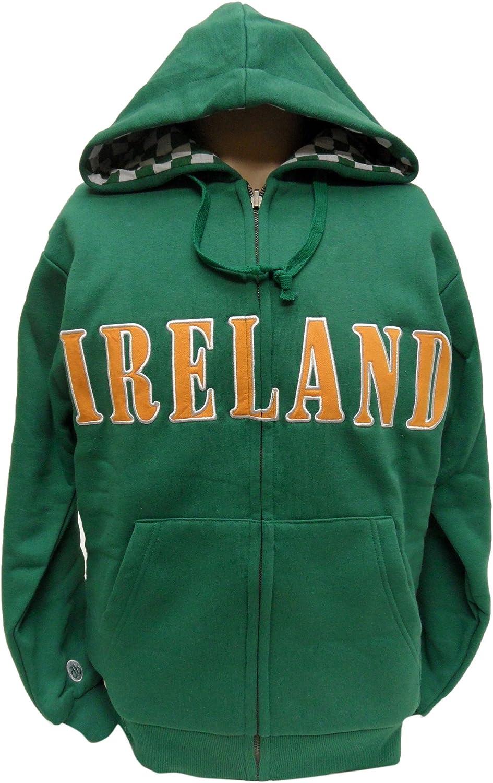 Donegal Bay Ireland Reversible Hoodie Sweatshirt