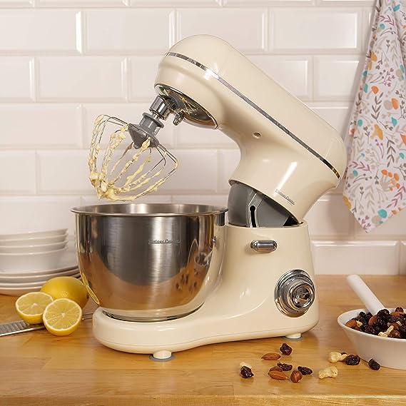 Vintage Cuisine Robot de Cocina 800W (Cream): Amazon.es