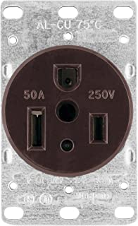 Surface Mount FREE SHIPPING Cooper Wiring 1252 Female Power Outlet