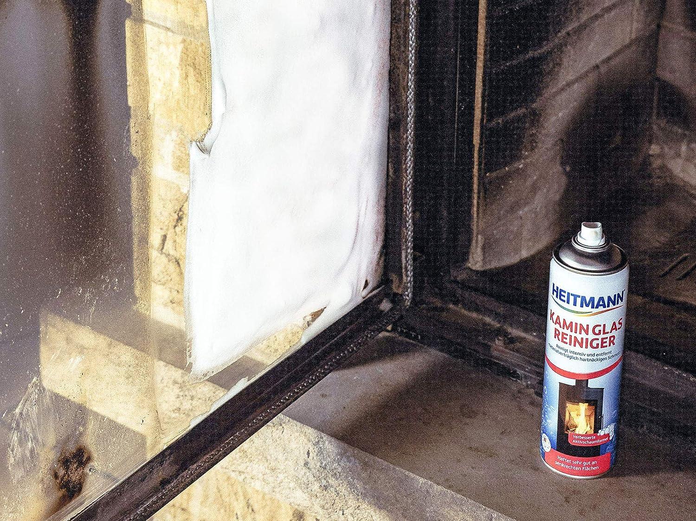 Kronleuchter Reiniger Spray ~ Kaminglas versiegeln: heitmann kamin glas reiniger 6er pack 6 x 500