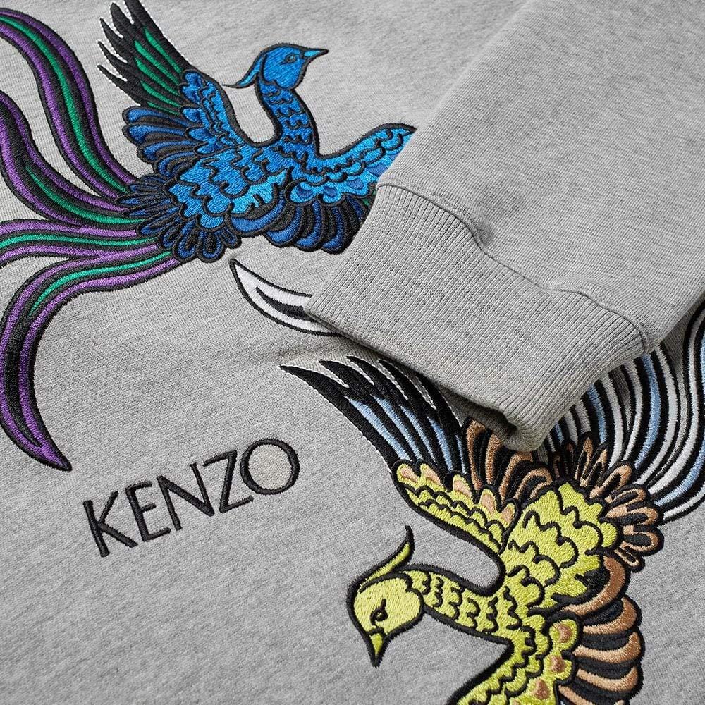 Kenzo Sweat-Shirt Phoenix Graphique