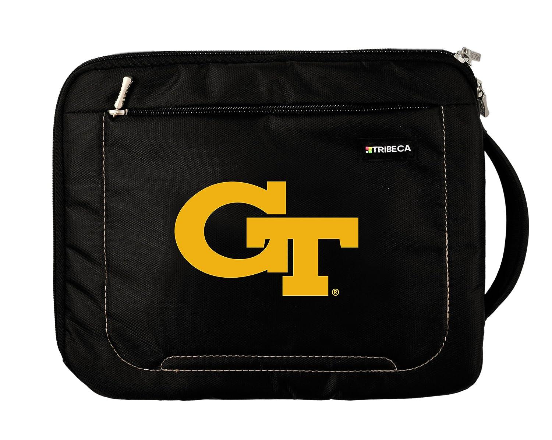 NCAA Georgia Tech Yellow Jackets Deluxe Nylon Sleeve for Apple iPad