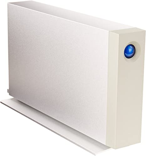 LaCie d2 Thunderbolt 2 6TB - Disco Duro Externo (6000 GB, 3.0 (3.1 ...