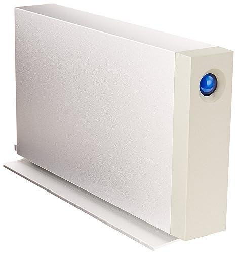 Lacie D2 Thunderbolt 2 Usb 3 0 Desktop Hard Drive 6tb 9000472u