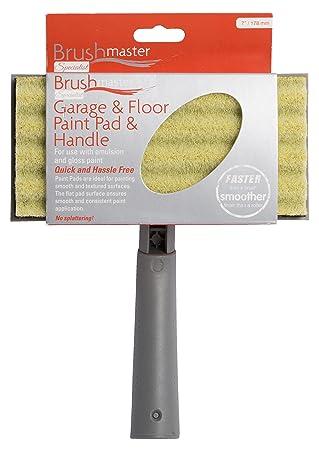 Brushmaster Specialist Garage U0026 Beton Bodenfarbe Applikator Pad U0026 T Griff  (17,8