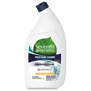 Seventh Generation 22704CT Bathroom Cleaner