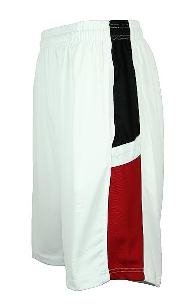 7143564c447e1a Blue Ocean Basketball Mesh Short at Amazon Men s Clothing store