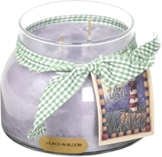product image for A Cheerful Giver Lilacs in Bloom 22 oz. Mama Jar Candle, 22oz