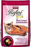 アニモンダ キャットフード ラフィーネ クロス 牛肉・子羊肉・ウサギ 成猫用 1.5kg