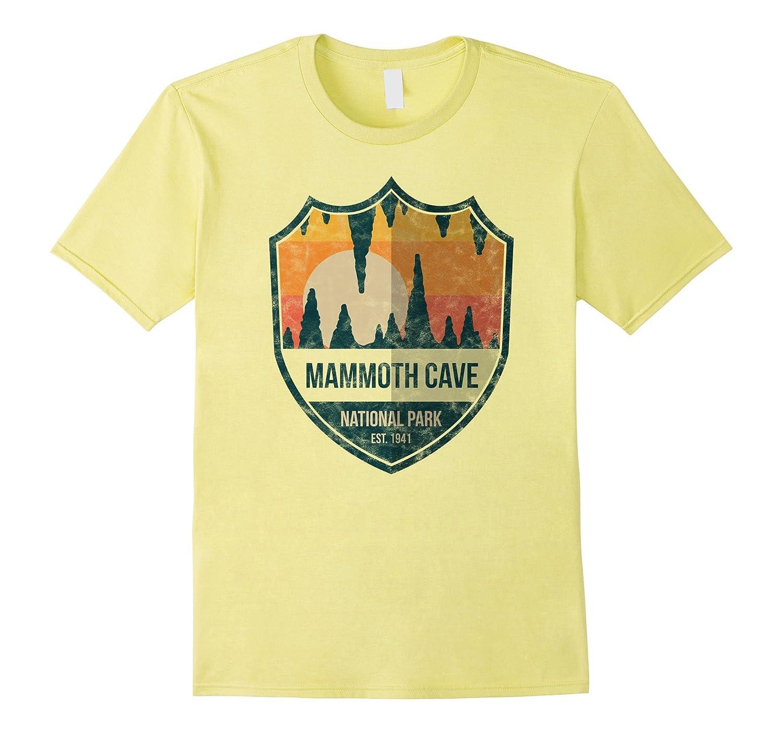 Mammoth Cave National Park Shirt Kentucky Emblem-TJ