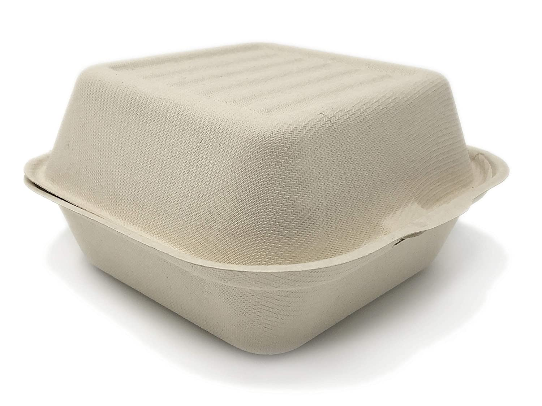 Amazon.com: Contenedor de alimentos 100% compacto de 5.9 x ...
