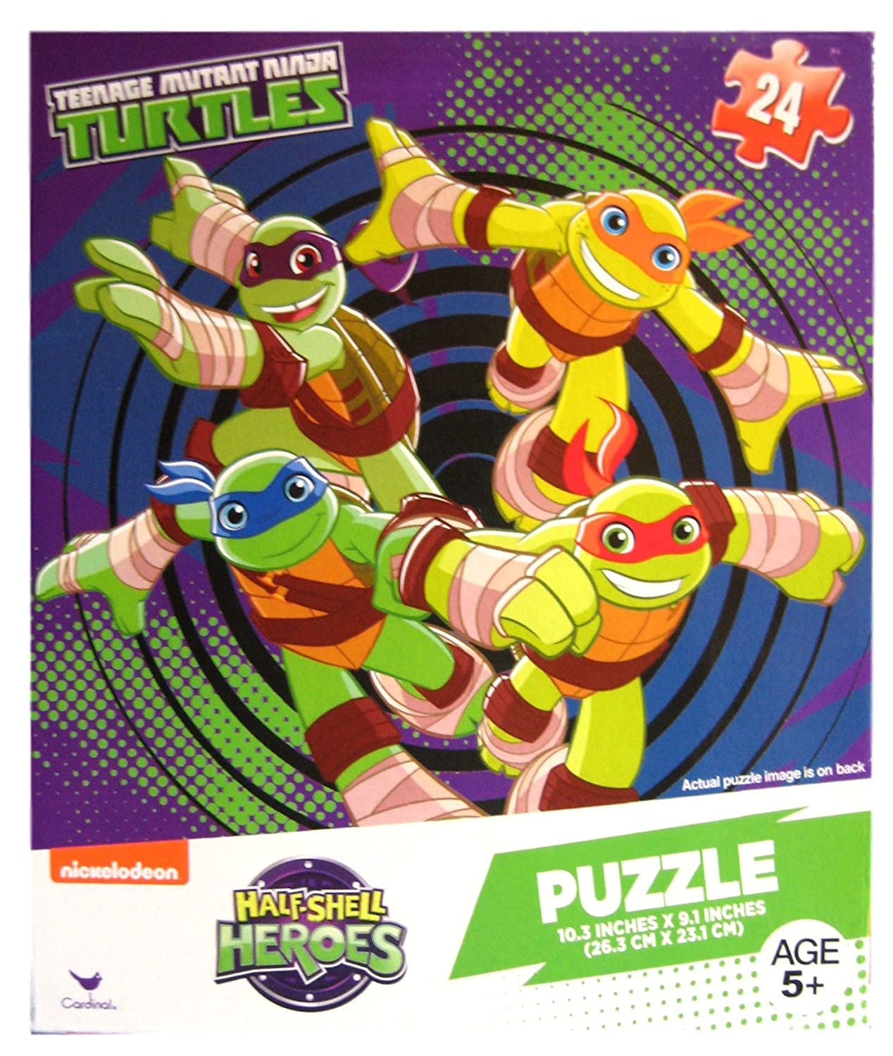 Amazon.com: Teenage Mutant Ninja Turtles Half Shell Heroes ...