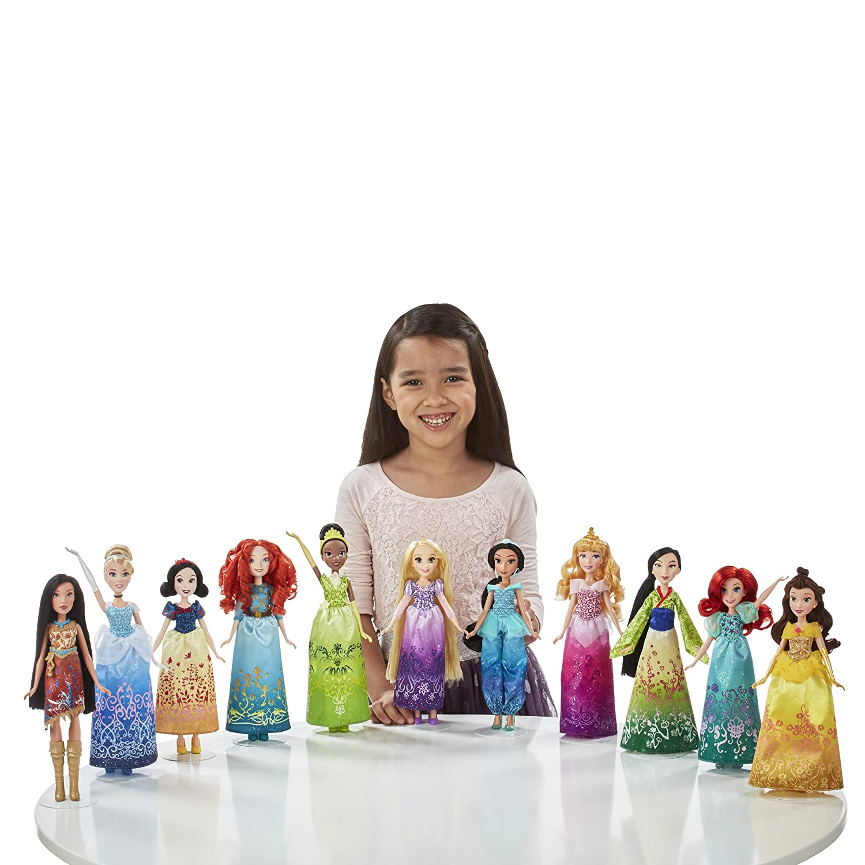Disney Princess Shimmering Dreams Collection Doll