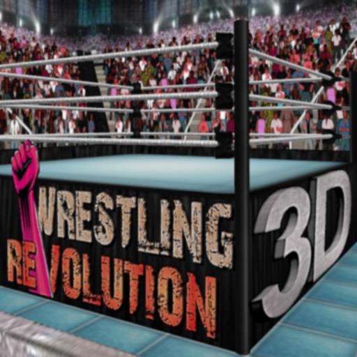 Top aWrestling Revolution 3D