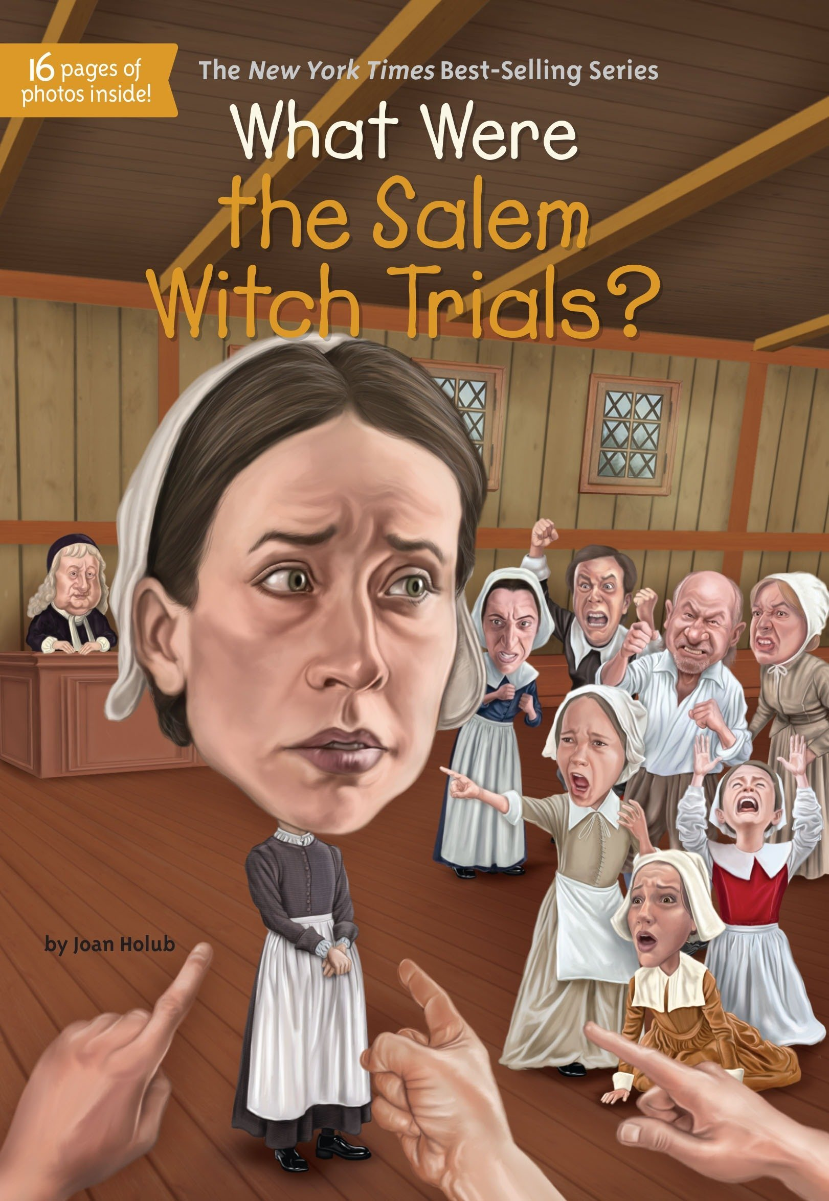salem when trials were witch