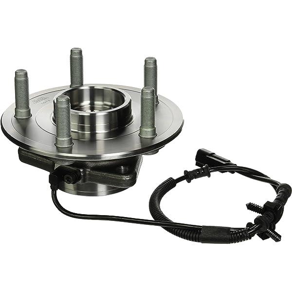 Wheel Bearing and Hub Assembly Front Timken HA590354