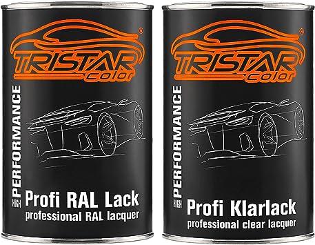 Tristarcolor Ral 8029 Perlkupfer Perl Autolack Seidenmatt Dose Inkl Klarlack 2 0 Liter 2000 Ml Auto