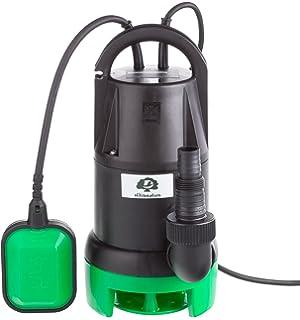 Ultranatura Aguas residuales SP-100, 350 W, Bomba de Motor Sumergible con…