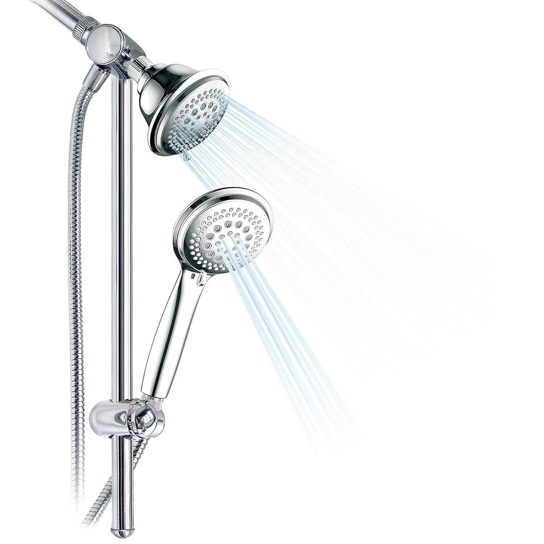 Dreamspa® Instant-Mount Handheld Shower Combo 1