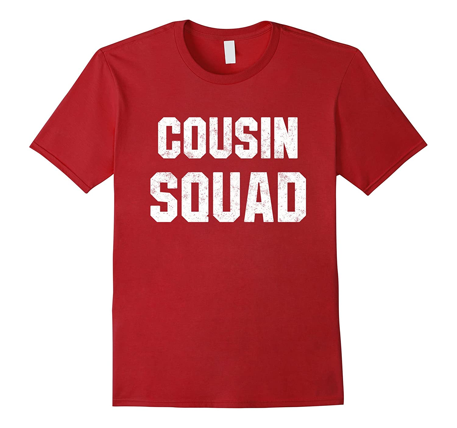 Cool Cousin Squad Tshirt for the Family Reunion-FL