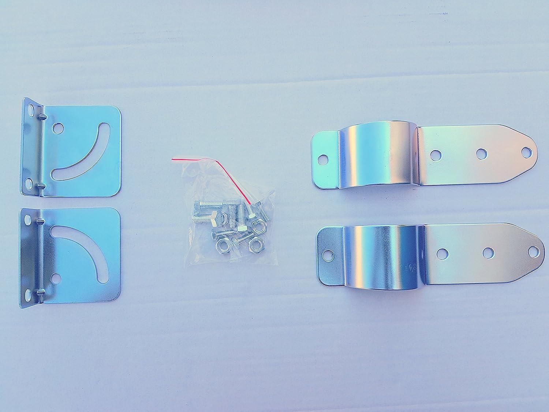 con soporte de fijaci/ón ajustable para poste de 60 mm para garantizar la seguridad en calles y en tiendas de 60 cm de di/ámetro ECM-60-O2-o Espejo de seguridad de color naranja convexo