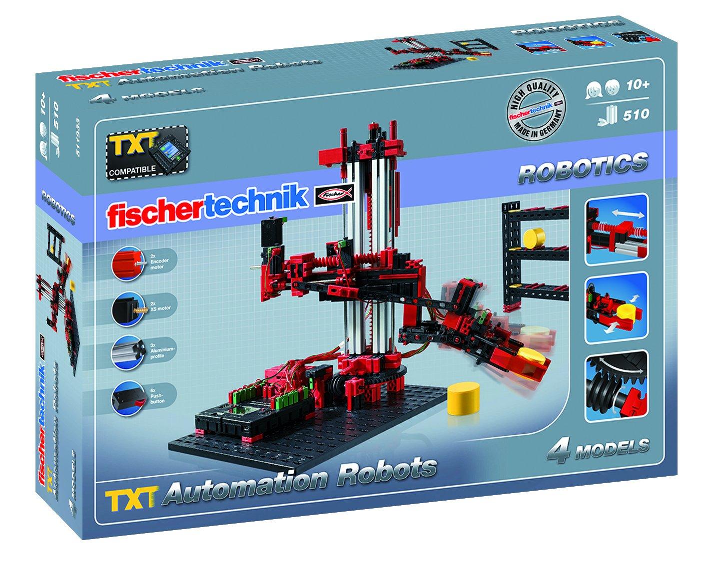 Fischertechnik Fischertechnik Fischertechnik 511933 - TXT Automation Robots c87086