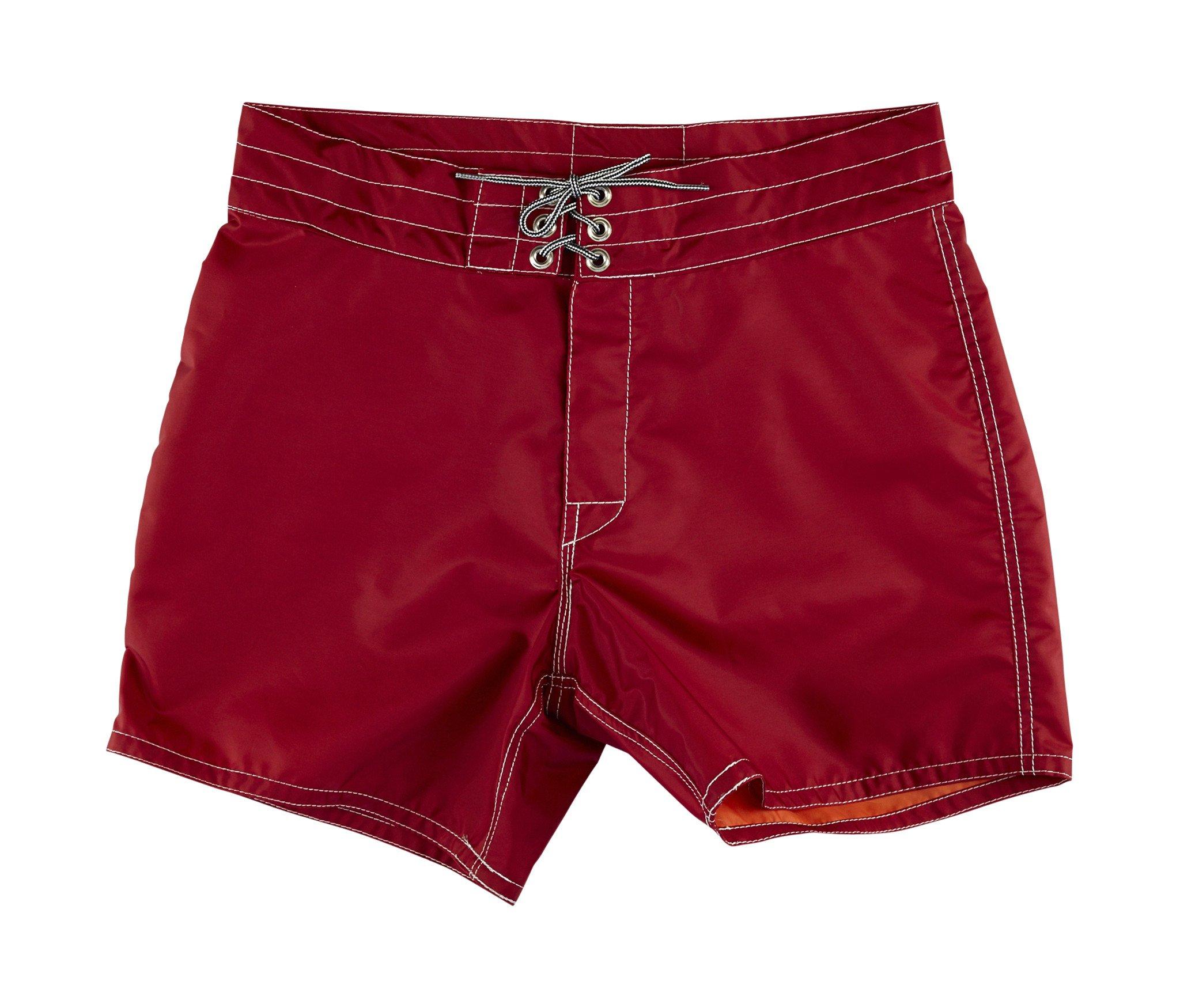 Birdwell Beach Britches Style 310 (Red, 34)