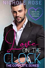 Love on the Clock: The Complete Short Office Romance Series Kindle Edition