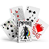Incredible Pipmen Playing Cards – Most Creative & Unique Themed Cards, Standard Poker Card Size & Indices, Stand Out with the Coolest Deck of Cards Ever Made, Quality Second to None, FREE Extra Joker!