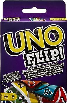 Oferta amazon: Mattel Games UNO Flip Juegos de cartas (Mattel GDR44)