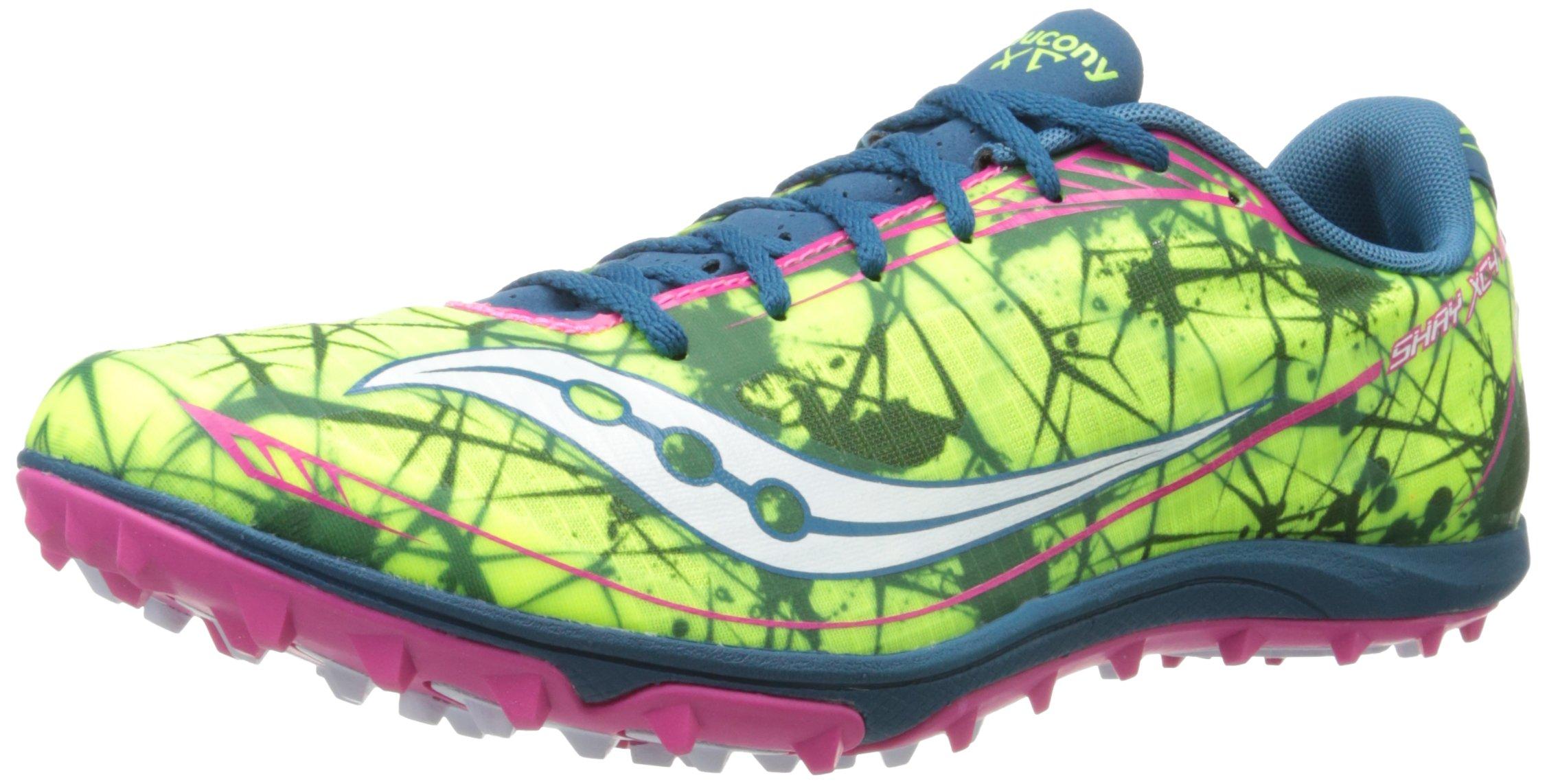 Saucony Women's Shay XC4 Flat Cross Country Flat Shoe