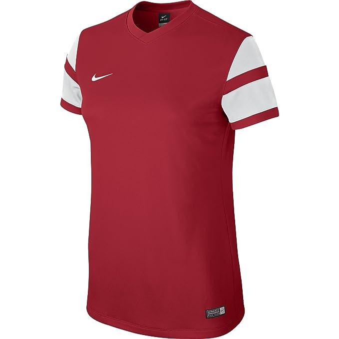 NIKE Damen Shirt Kurzarm Top Ws Trophy Ii Jersey: