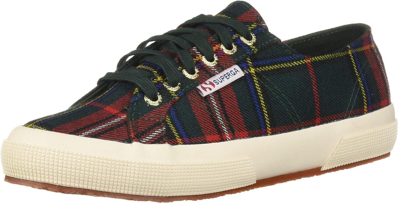 2750 Tartanw Fashion Sneaker