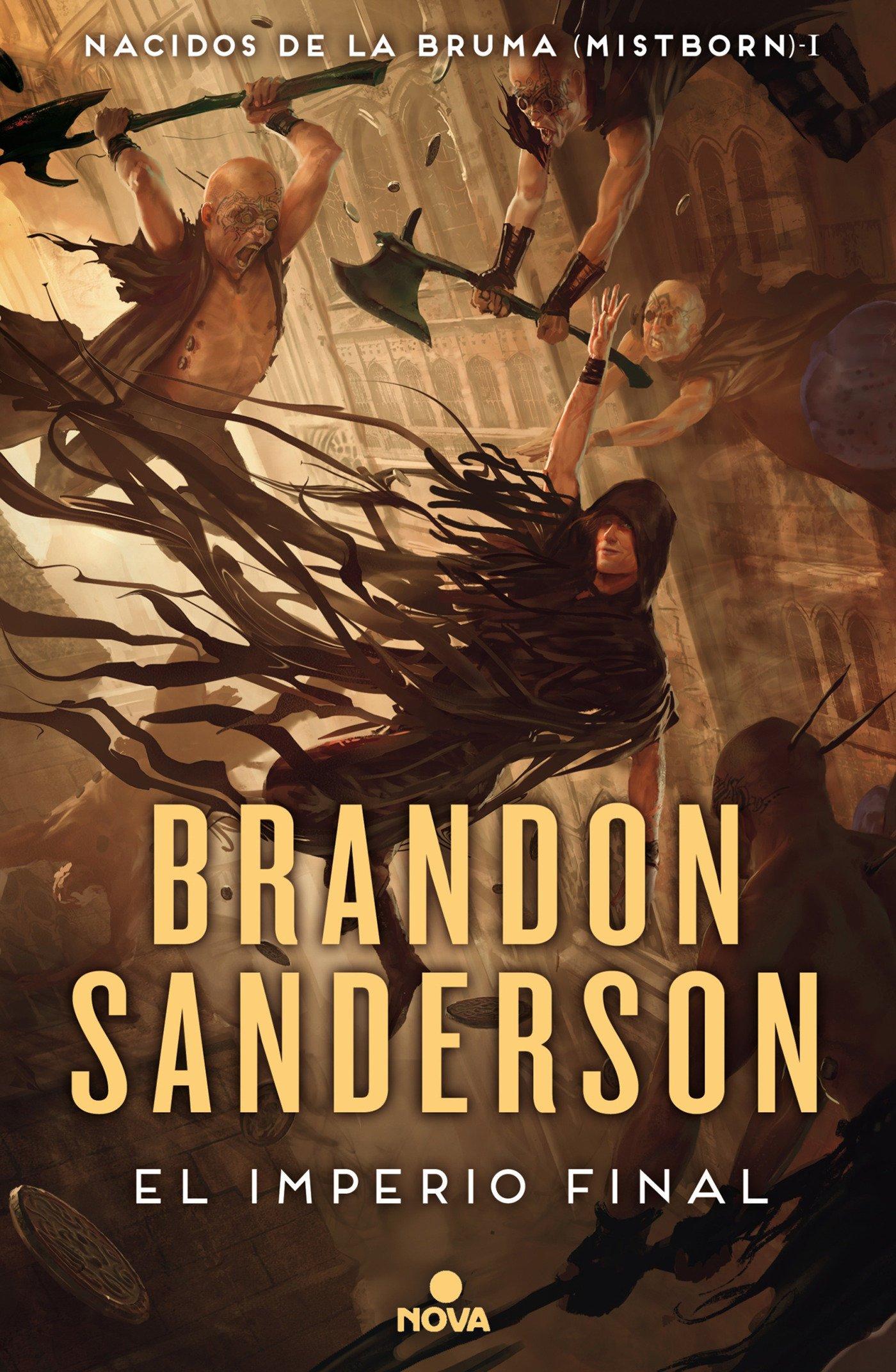 Resultado de imagen de portada brandon sanderson