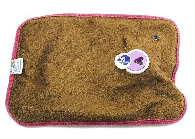 2 de bolsillo térmicas con y bolsas manos pies agua caliente para rBfqrUw