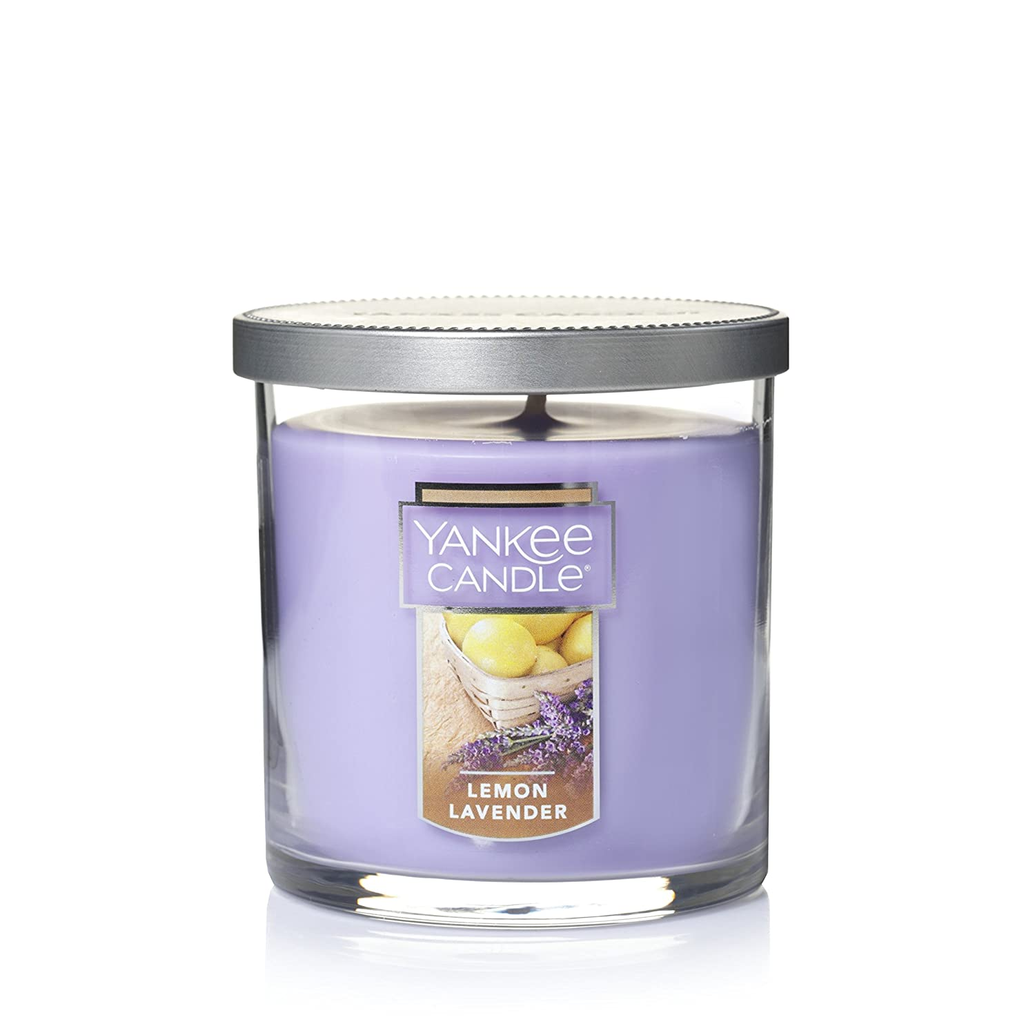 Yankee Candle Lemon Lavender Small Single Wick Tumbler Candle, Fresh Scent Yankee Candle Company 1073481-P