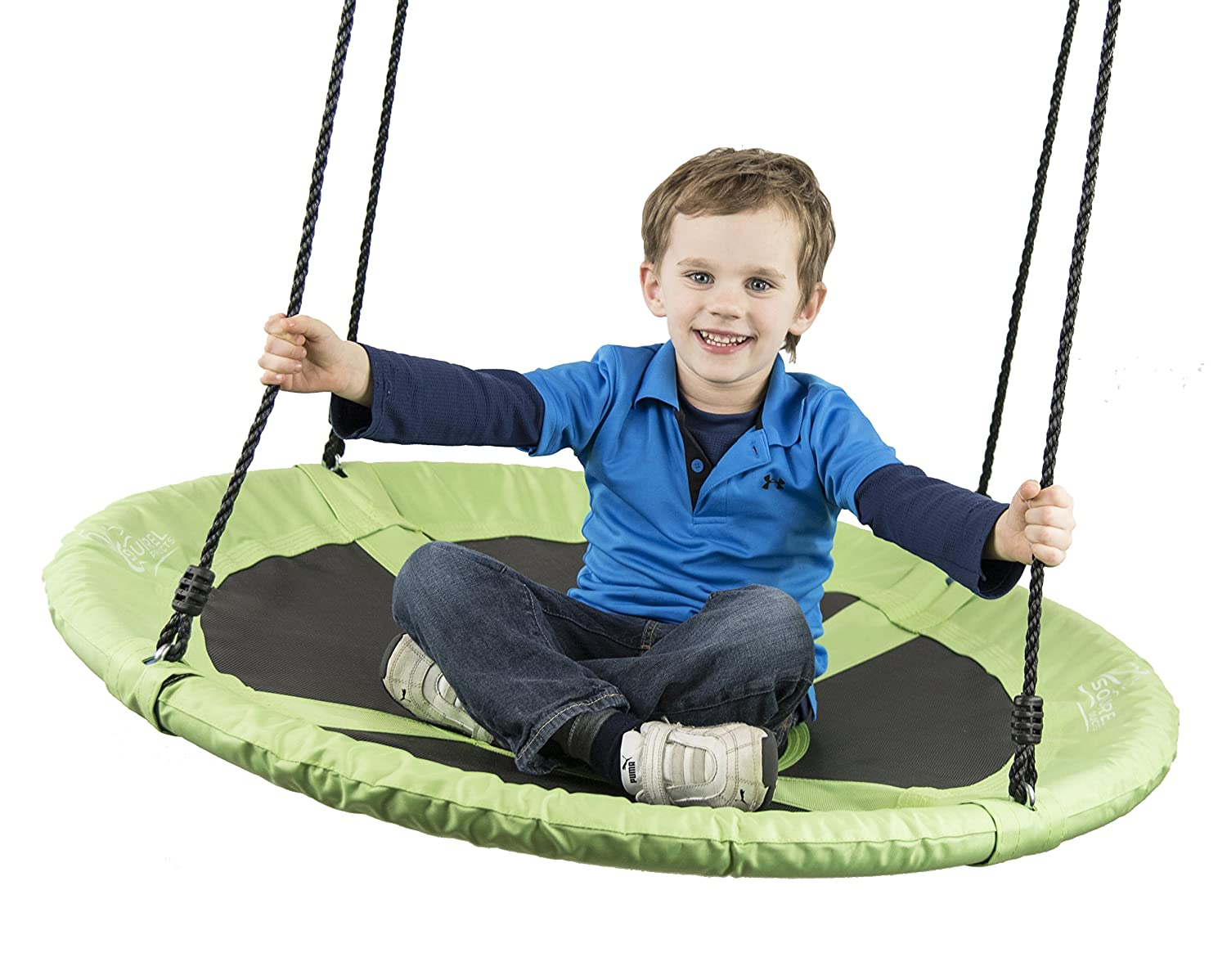 """Flying Squirrel 40"""" Saucer Tree Swing"""
