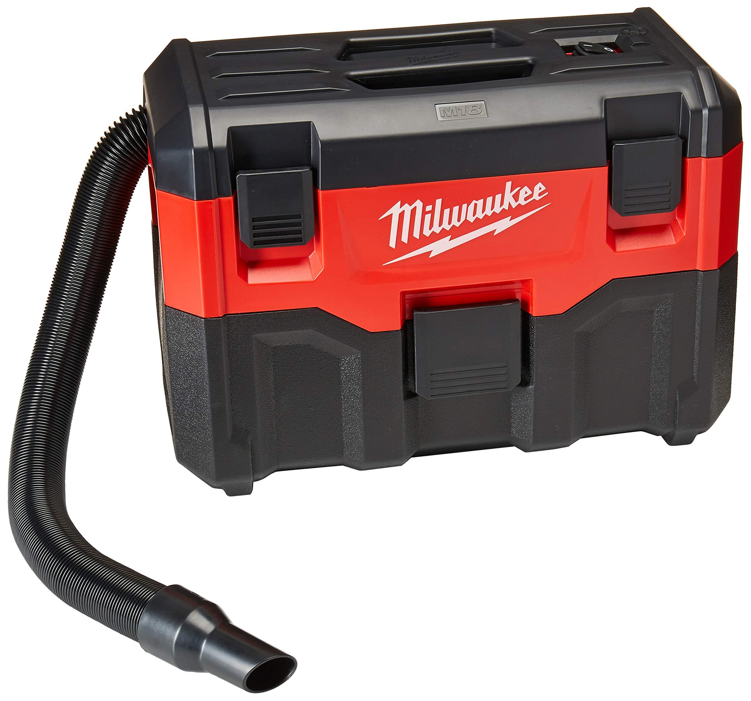 Milwaukee 0880-20 18-Volt Cordless Wet/Dry Vacuum by Milwaukee
