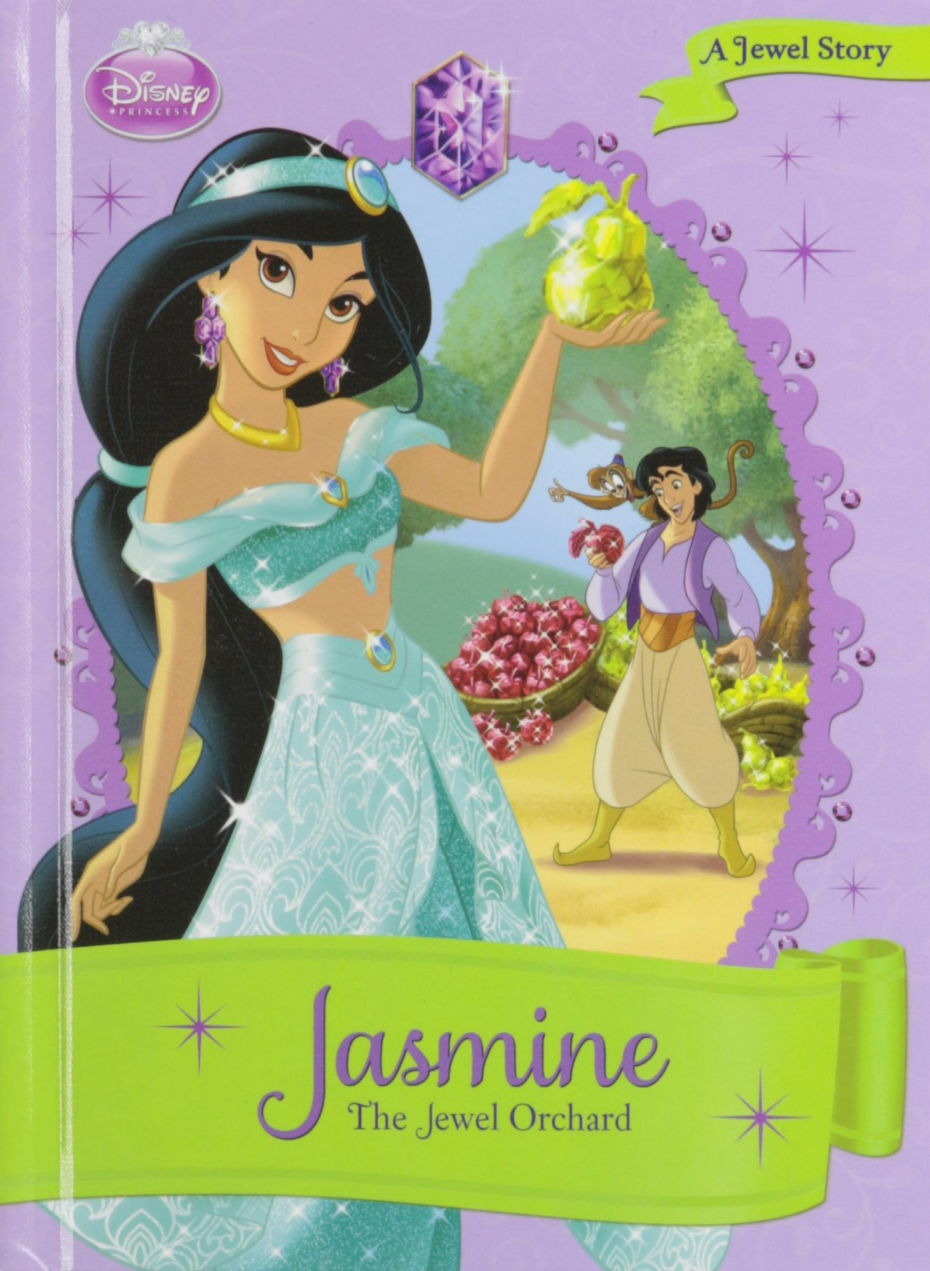 Jasmine: The Jewel Orchard (Disney Princess) pdf