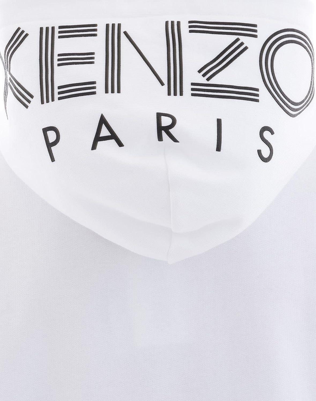 Kenzo Chaqueta - para mujer Weiß Marke Talla M: Amazon.es ...