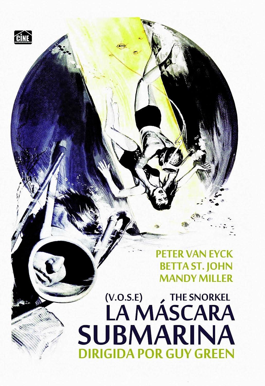 Amazon.com: La Máscara Submarina - The Snorkel [Non-usa Format: Pal -Import- Spain ]: Betta St. John, Mandy Miller Peter van Eyck: Movies & TV