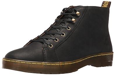 Dr. Martens Men's Coburg Wyoming Chukka Boot, Black, 10 UK/11 M